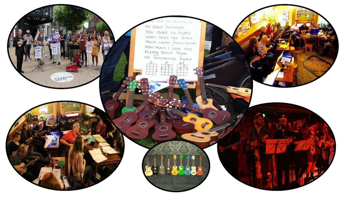 Ukulele Chords In C Gcea Groningen Ukulele Society