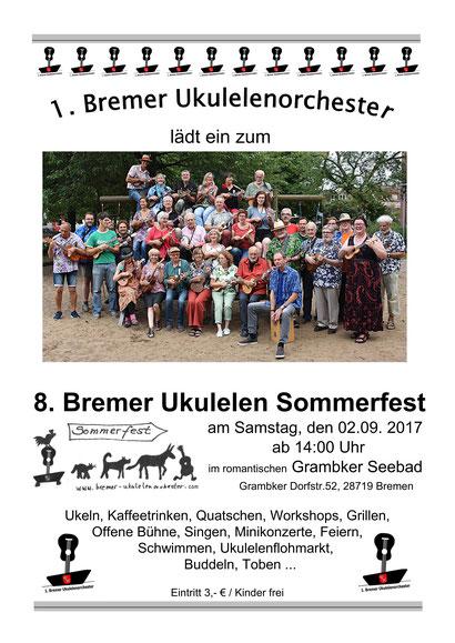 Bremen Ukulele Groningen Ukulele Society
